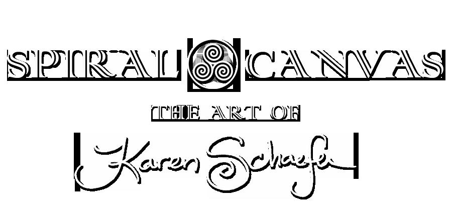 Spiral Canvas